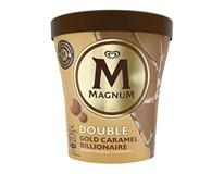 Algida Magnum Gold Billionaire Pint zmrzlina mraz. 1x440 ml