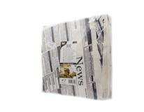 Papier kornút nepremastiteľný Noviny 32,5x23x23cm Newsprint 300ks