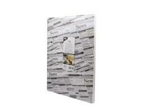 Papier baliaci nepremastiteľný Noviny 35x25cm Newsprint 1kg