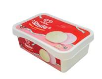 Algida Smile strawberry-vanilla zmrzlina mraz. 1x900 ml