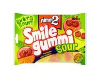 Nimm2 Smile gummi Sour cukríky kyslé 9x90 g