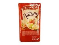 Raclette Entremont polotvrdý zrejúci syr plátky chlad. 1x400 g