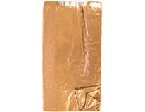 Vrecká desiatové papierové + PP okno 70x280mm ARO 200ks