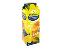Pfanner džús pomaranč s dužinou 100% 1x2 l