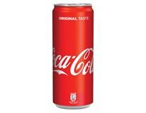 Coca Cola 24x330 ml PLECH