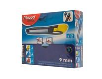 Nôž odlamovací univerzálny 9mm Maped 12ks