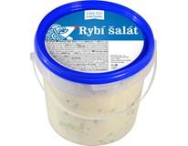 Ryba Žilina Rybí šalát v majonéze chlad. 1x1 kg