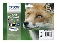 Cartridge T1285 multipack cmyk Epson 1ks