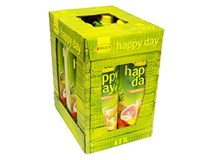Happy Day džús multivitamín 100% 6x1 l