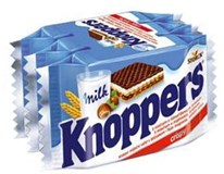 Knoppers1x75 g (3 pack 3x25 g)