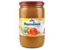Hamé Hamánek Detská výživa broskyňa 8x710 g