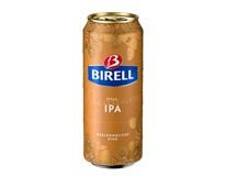 Birell IPA pivo nealkoholické 24x500 ml PLECH