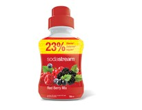 Sodastream sirup red berry 750ml 1ks