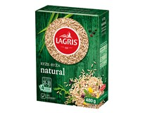 Lagris Ryža natural varné vrecká 4x480 g