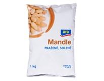 ARO Mandle pražené solené 1x1 kg
