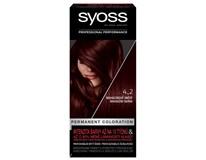 Syoss color 4 - 2 magahagón farba na vlasy 1x1 ks