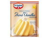 Dr.Oetker Premium puding pravá vanilka smotanová 6x40 g