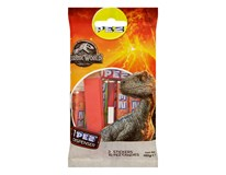 PEZ Jurassic world cukríky 1x85 g