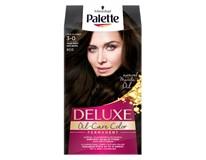 Palette Deluxe 800 tmavohnedá farba na vlasy 1x1 ks