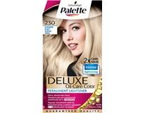 Palette Deluxe 230 biele zlato farba na vlasy 1x1 ks
