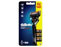 Gillette Fusion Proglide 5 strojček + 4 náhradné hlavice 1ks