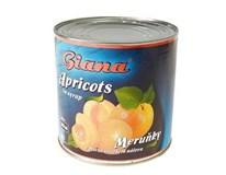 Giana Marhule lúpané polené 1x2650 ml