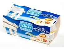 Elinas Jogurt gréckeho typu med/orech chlad. 4x150 g