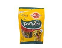 Pedigree Tasty Minis plátky s hovädzou príchuťou 1x155 g