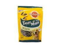 Pedigree Tasty Minis kúsky so syrovou príchuťou 1x140 g