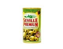 Seville Premium Olivy zelené 1x350 g