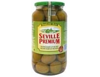 Seville Premium Olivy zelené 1x935 g