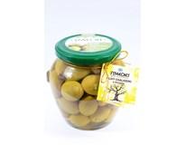 Symeon's Olivy zelené s kôstkami 1x580 ml