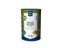 Metro Chef Olivy zelené bez kôstky 1x4100 g