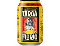 Targa Florio limonáda citrón 1x330 ml PLECH