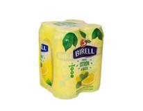 Birell nealkoholické pivo citrón mäta pack 4x500 ml PLECH