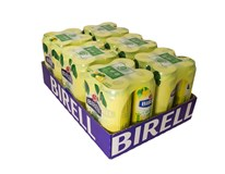 Birell nealkoholické pivo citrón mäta pack 24x500 ml PLECH