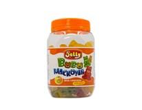 Jelly Mackovia želé cukríky s vitamínom C 1x300 g