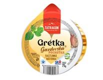 Tatrakon Gazdovská pochúťka Grétka vegetariánska nátierka 1x75 g