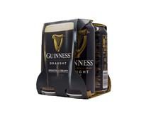 Guinness pivo 4x440 ml PLECH