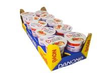 Danone Jogurt jahoda chlad. 10x140 g