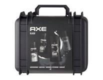 Axe Black darčeková sada (antipersp.+deo sprej+sprch.gél+voda po hol.) kufrík