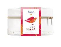 Dove Nurturing darčeková sada (krém+sprch.gél+šampón+deo sprej) taška
