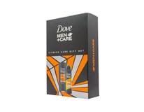 Dove Men Fitness Care darčeková sada (sprchový gél+antiperspirant)