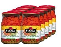 Hamé mrkva/hrášok 10x330 g