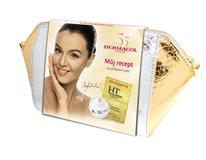 Dermacol Hyaluron Therapy 3D III. darčeková sada (krém+maska) taška