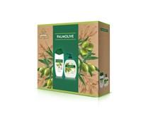 Palmolive Naturals Olive darčeková sada (sprchový krém+mydlo)