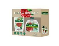 Palmolive Pomegranate darčeková sada (sprchový gél+mydlo)