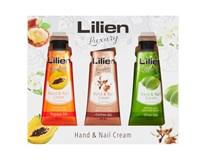 Lilien Luxury darčeková sada (krémy na ruky 3x40 ml)