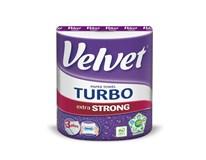 Velvet Turbo kuchynské utierky 3-vrstvové 330 útržkov 78,2m 1x1 ks