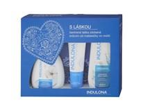 Indulona Original darčeková sada (tekuté mydlo+tel.mlieko+krém na ruky+taška)